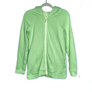 Lululemon Ivivva Scuba Girls Full Zip Jacket 14